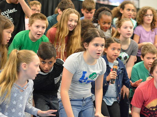 Warriors' Pride Chorus Presents Seussical Kids