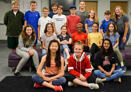 Duke TIP Middle School Students Honored