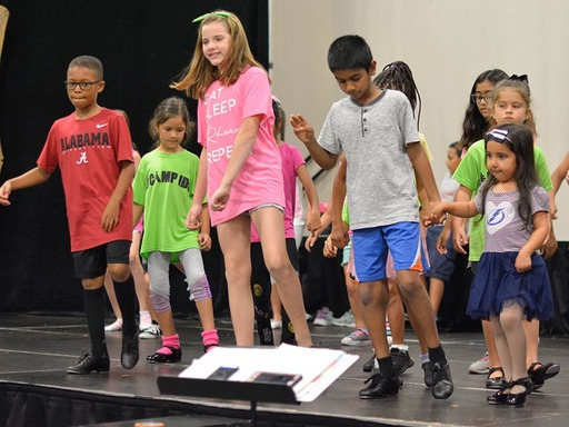 Musical Theatre at CAMP IDS
