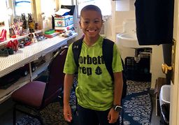 Corbett Prep 4th Grader Makes Broadway Debut