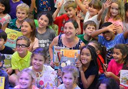 Young Authors Day Ignites a Love of Literacy in Students