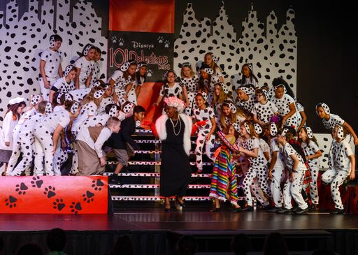 "Warriors' Pride Chorus Presents ""101 Dalmatians Kids"""