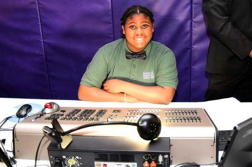 Technical Theatre Raises the Curtain on STEAM for Kids at Corbett Prep