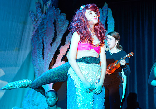 "Corbett Prep Thespians Present ""The Little Mermaid Jr."""