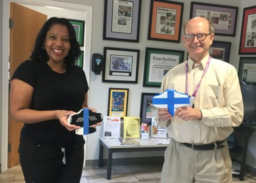 Corbett Prep's App Lab and Parents Connect to Support Medical Community