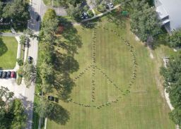 Students Honor International Day of Peace