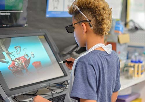 Augmented Reality Inspires Students